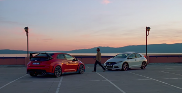 """Honda Civic Type R Video """"The Other Side"""" Is Legitimately Brilliant"""