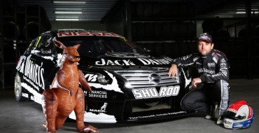 Todd Kelly Teams with ShuRoo for Bathurst 1000