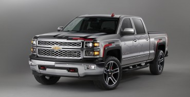 Silverado Toughnology Concept Showcases Silverado's Strength and Tech