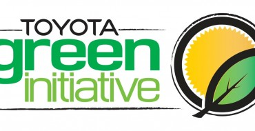 Celebrating Five Years of the Toyota Green Initiative
