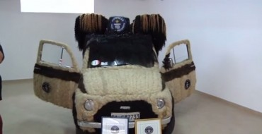 Italian Fiat 500 Is (Again) the World's Hairiest Car