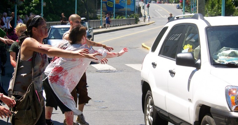 Driving Among the Dead: Zombie Cars Are All Around Us