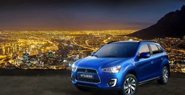 Mitsubishi ASX PHEV Planned for 2017, Pajero PHEV in 2018