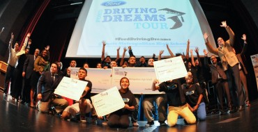 Ford Driving Dreams Tour Kicks Off in Chicago