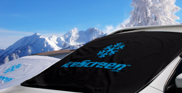 The iceScreen Magnetic Ice Shield Is Every Northerner's Dream Come True