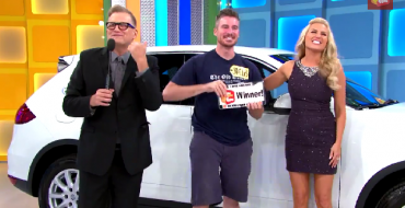 "Porsche Cayenne Kicks Off ""Dream Car Week"" on The Price is Right"