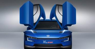 Volkswagen XL Sport Coming to Paris [PHOTOS]
