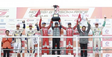 NISMO wins SUPER GT Championship