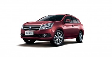 Dongfeng Nissan Reveals Venucia T70 at Guangzhou