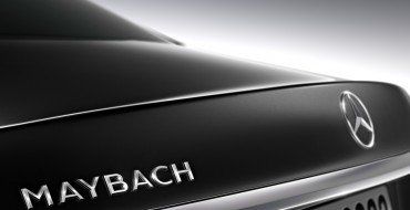 Mercedes-Maybach S 600 Teaser Images Radiate Spacious Prestige