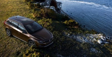 Volvo V60 Cross Country Revealed Before LA Auto Show
