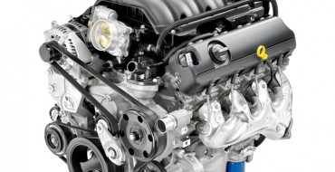 2015 Silverado Engine Lineup Brings Power, Proficiency