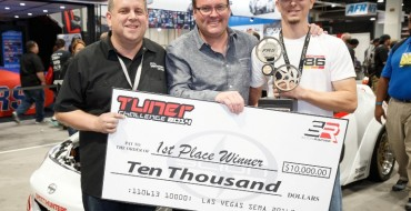 Speedhunters Wins 10th Annual Scion Tuner Challenge at SEMA