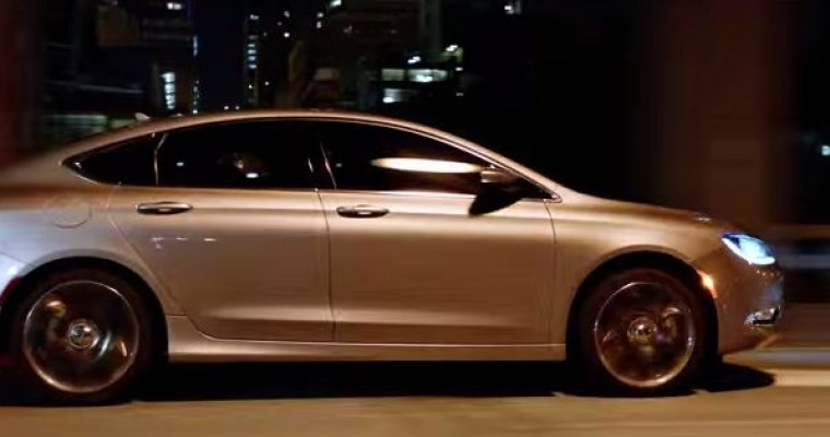 2015 Chrysler 200 Ad Campaign Takes on the World