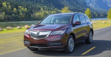 December Acura Sales Break Records Thanks to MDX, RDX