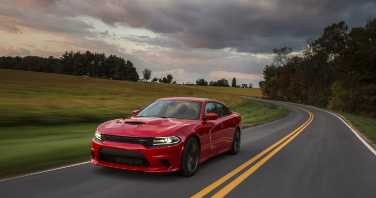 2015 Dodge Charger SRT Hellcat Named <em>Digital Trends'</em> Best Car of the Year