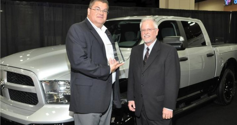 Ram 1500 EcoDiesel: 2015 Green Truck of the Year
