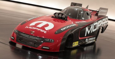 2015 Mopar Dodge Charger R/T Funny Car Is Unveiled