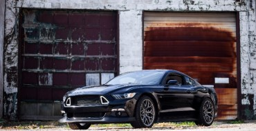 2015 Mustang RTR Revealed to Be Handsome Beast