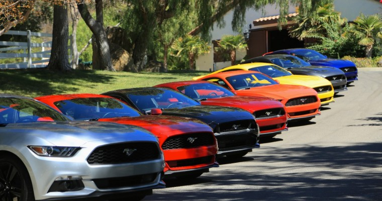 2015 Ford Mustang GT One of Car and Driver's 10Best