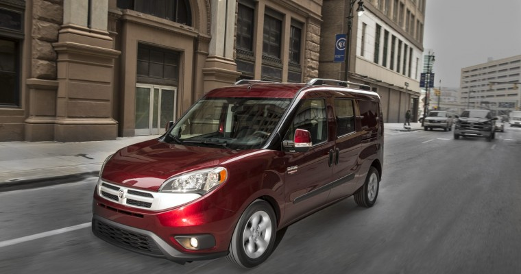 2015 Ram ProMaster City Pricing, Fuel Efficiency Announced