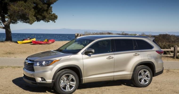 2015 Toyota Highlander Overview