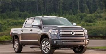 Toyota Donates Trucks to Help Firefighters