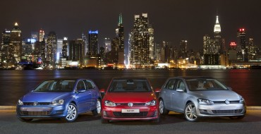 2015 Volkswagen Golf Wins Motor Trend Car of the Year Award