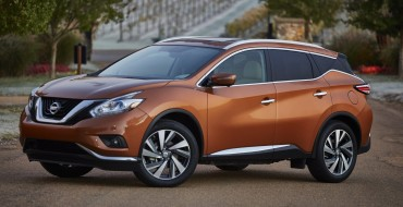 """U.S. News Names 2015 Nissan Murano """"Best 2-Row SUV for Families"""""""