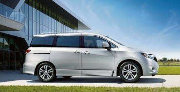ASG Awards Nissan Quest with Best Overall Performance