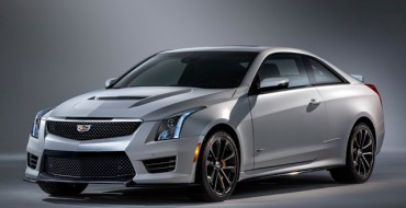 2016 Cadillac ATS-V Coupe Pictures Leaked