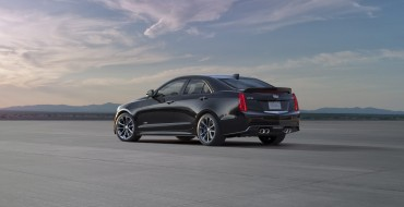 2016 Cadillac ATS-V Engine Means Business