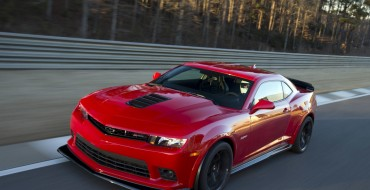 Black Friday Savings Extend to Bargain 2015 Camaro Z/28s