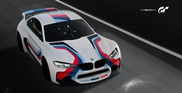 Burn Rubber with BMW M4 Safety Car in Gran Turismo 6