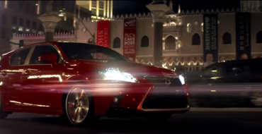 Lexus and Funny or Die! Remind You: EVs Suck at Road Trips