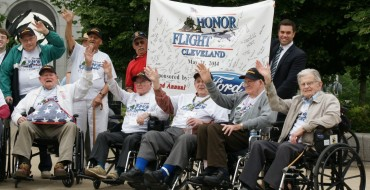 Ford Sponsors Honor Flight Chicago Ahead of Veteran's Day
