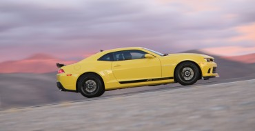 Chevy Shows Off Two Camaro SS Performance Upgrades