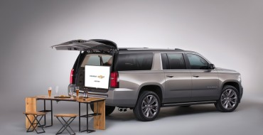 Chevy's Truck and SUV SEMA Concepts Showcase Luxury