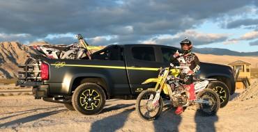Chevy Colorado Performance Concept Bows at SEMA