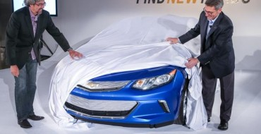 Chevy Bolt Concept Could Debut Tomorrow