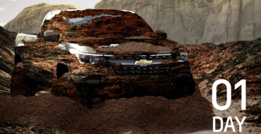 Off-Road Chevy Colorado Teaser Appears on Twitter