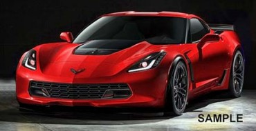 Win a 2015 Corvette Z06 Coupe from the National Corvette Museum