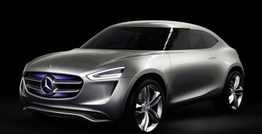 Mercedes-Benz's G-Code Concept is a Car Nerd's Dream
