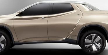 Mitsubishi/Fiat Pickup Should Be Based on GR-HEV Concept