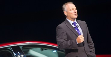 Report: Stephen Odell Out as Ford of Europe President