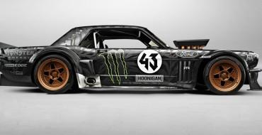 Hoonicorn RTR, Ken Block's Gymkhana 7 Mustang, Wins SEMA
