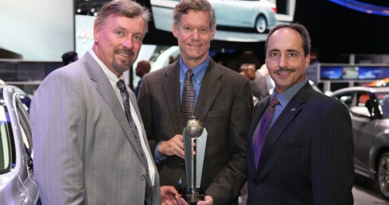 Hyundai Showcases Awards over Unveilings at the LA Auto Show