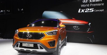 Nǐ Hǎo! Hyundai iX25 Compact Crossover Appears at Chinese Auto Show