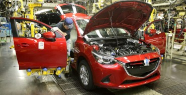 Mazda2 Wins Good Design Award & Becomes Thailand's First Diesel Car