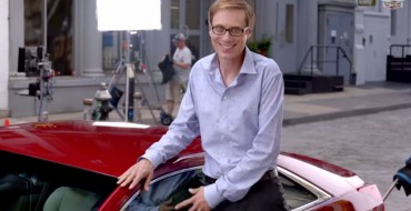 [WATCH] Stephen Merchant Returns for More ATS Coupe Commercials